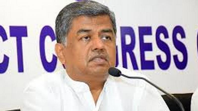 B K Hariprasad of Congress is party's candidate for the post of Rajya Sabha deputy chairperson, said sources. (Photo: ANI)