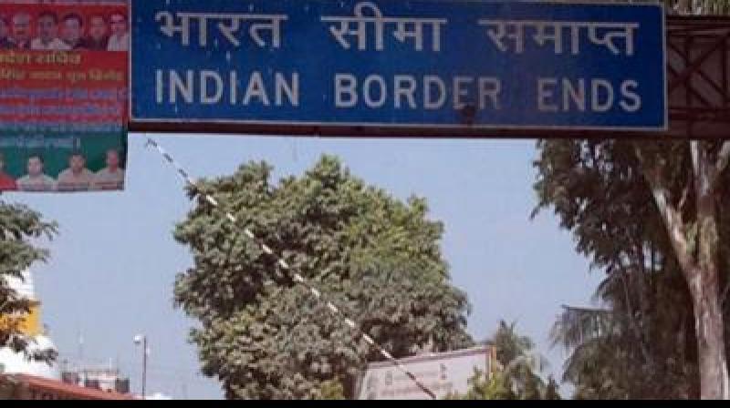 Indo-Nepal border. (Photo: PTI/File)