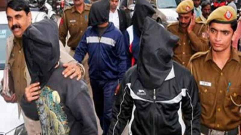 Soon after a Delhi court issued death warrants  in the Nirbhaya gang-rape-cum murder case, all the four convicts on Tuesday were put into  separate cells in the Tihar Jail to ensure they do not interact with other prisoners till they are executed on January 22. (Photo: PTI/File)