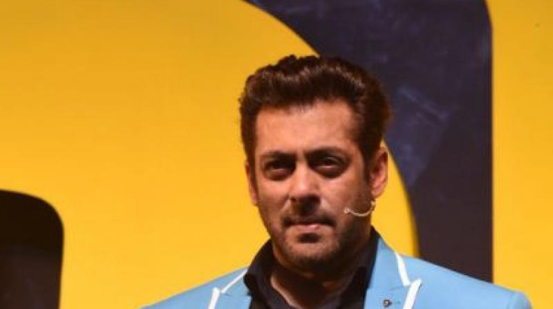 Salman Khan was last seen in 'Tubelight.'