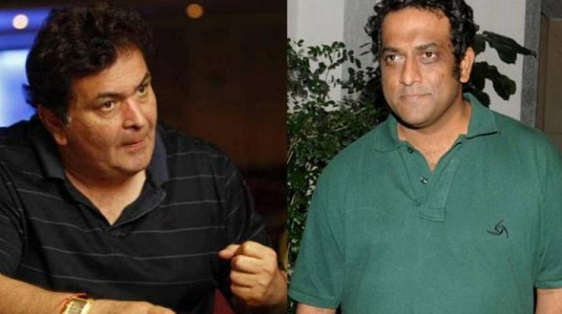 Anurag Basu has not directed Rishi Kapoor yet.
