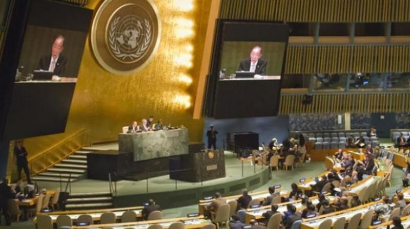 The UN has said the TIR Convention will come into force in India in six months and IRU will begin work with Indian partners on training, development and outreach efforts to facilitate prompt implementation. (Photo: AP/Representational)
