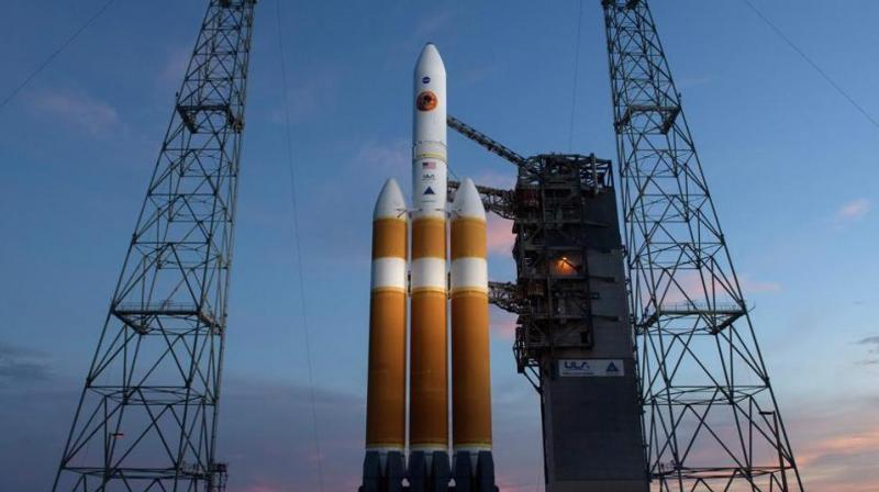 NASA is counting down on August 10 to the launch of a USD 1.5 billion spacecraft that aims to plunge into the Sun's sizzling atmosphere and become humanity's first mission to explore a star. (Photo: AFP)
