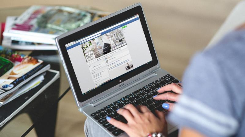 There is a positive relationship between the severity of daily stress, the intensity of Facebook engagement, and the tendency to develop a pathological addiction to the social networking site. (Photo: Representational/Pexels)