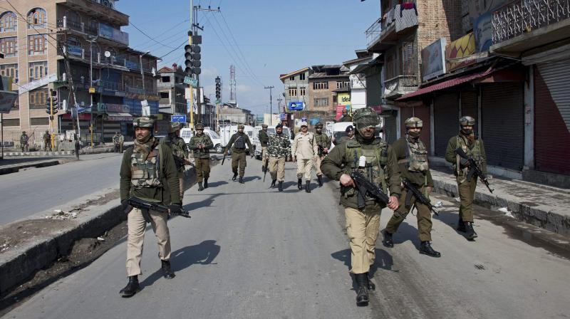 The Army, in many instances, has suo motutried its own personnel and has openly expressed regret. (Photo: PTI)