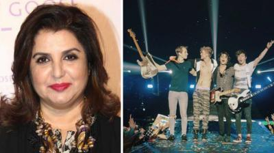 Farah Khan last directed 'Happy New Year'.