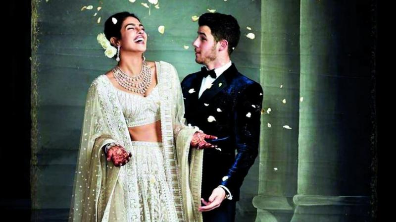 Priyanka Chopra and Nick Jonas are in a long distance marriage but make it a point to spend as much time  as they can together.