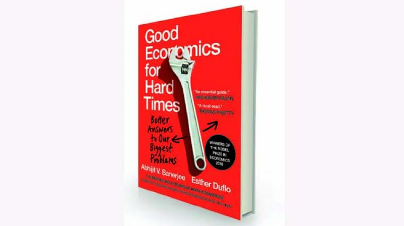 Good Economics for Hard Times : Better Answers to Our Biggest Problems by Abhijit Banerjee and Esther Duflo Juggernaut, Rs 699