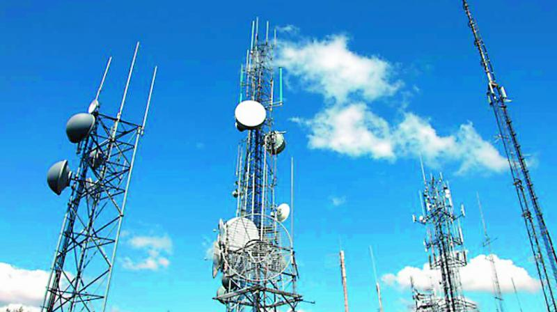 India's telecom sector is going through tough phase with Rs 6 lakh crore NPAs.