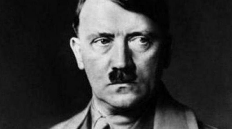 Adolf Hitler (Photo: AFP)