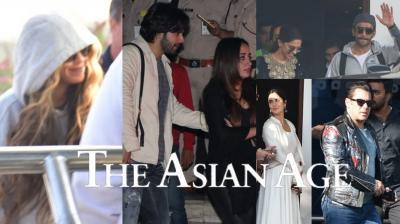 Isha Ambani and Anand Piramal's pre-wedding festivities saw many Bollywood celebrities in Udaipur. The two-day celebrations came to rest with all the stars and celebrities heading back home, including Beyoncé. (Pictures: Viral Bhayani)