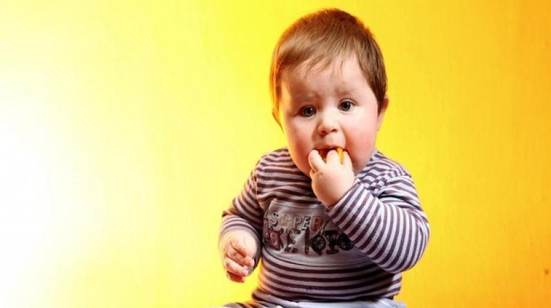 Obesity in young children is growing between the ages of 2 to 5 years. (Photo:ANI)