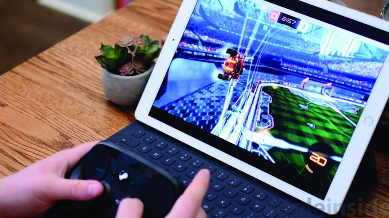 In the meantime however, avid gamers can still play PC games on their mobile devices.