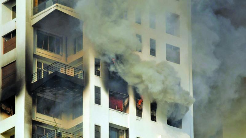 The building was developed by the Maharashtra Housing and Development Authority (Mhada), a state-run body. (Photo: Representational | file)