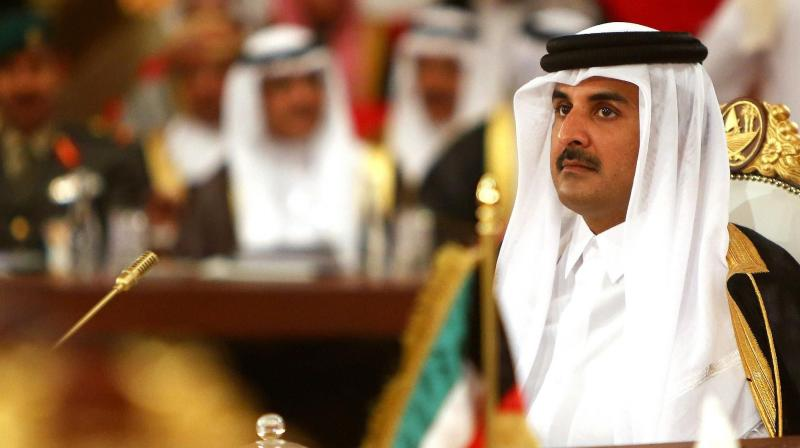 """Qatar's Emir Sheikh Tamim bin Hamad al-Thani issued an emiri decree renewing the membership of some Shura Council members and appointing 28 new members to include women for the first time in the history of the... council,"" said a statement. (Photo: AFP)"