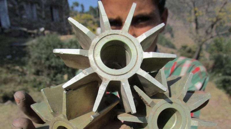 Mortar shell. (Photo: Representational image)