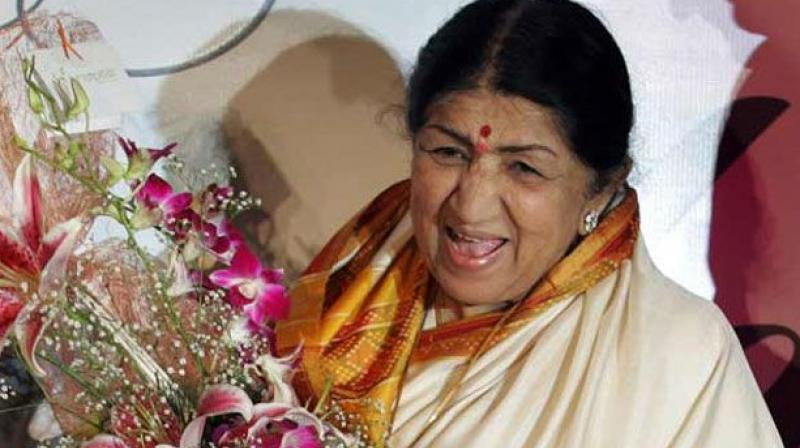 Lata Mangeshkar (Photo: AP)