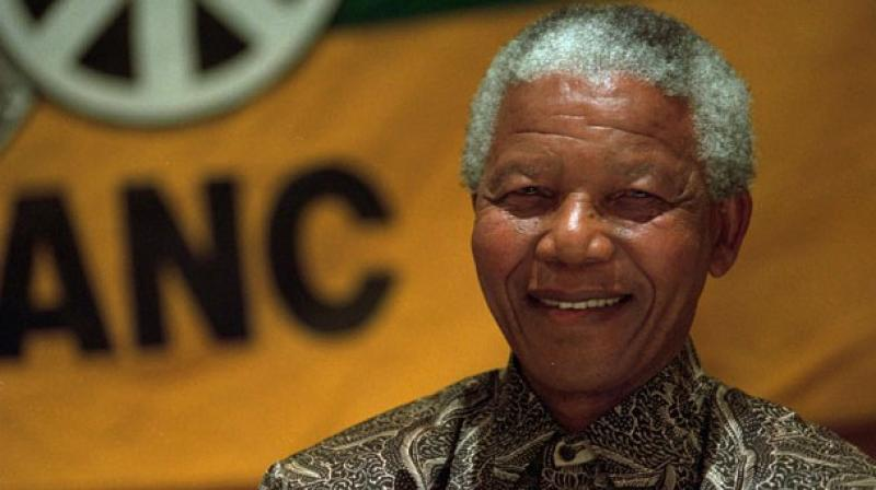 Nelson Mandela (Photo: AP)