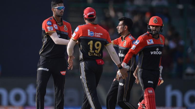RCB will now host Rajasthan Royals on April 30. (Photo: AFP)