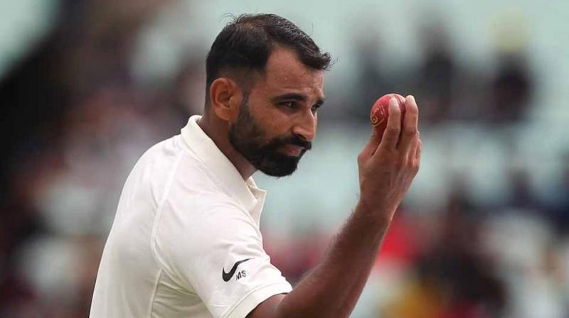 A handful of Indian players, including Bengal's Mohammed Shami and Wriddhiman Saha, have pink ball experience in domestic cricket. (Photo: BCCI)