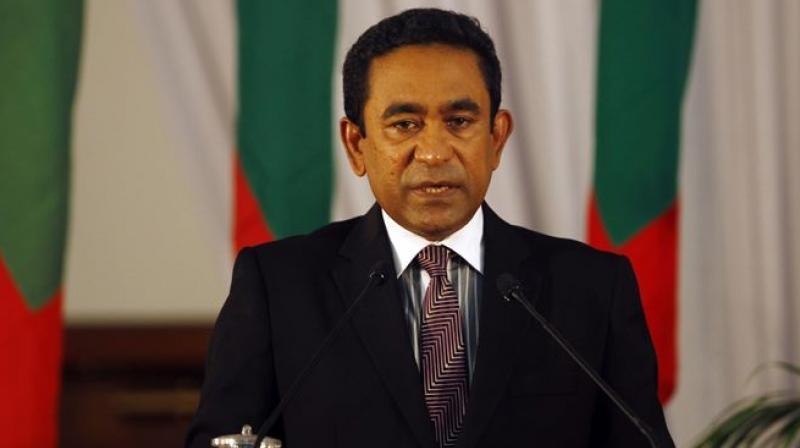 Maldivian President Abdulla Yameen  (Photo: PTI)
