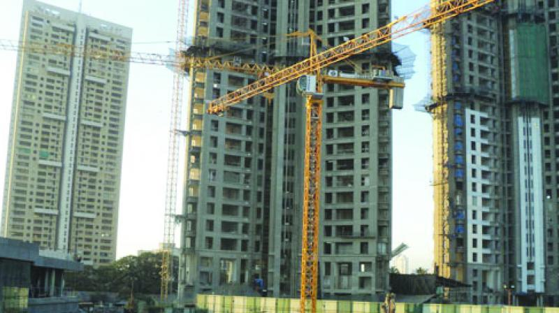 GST is treating real estate as service and stamp duty considers this sector as fixed asset.