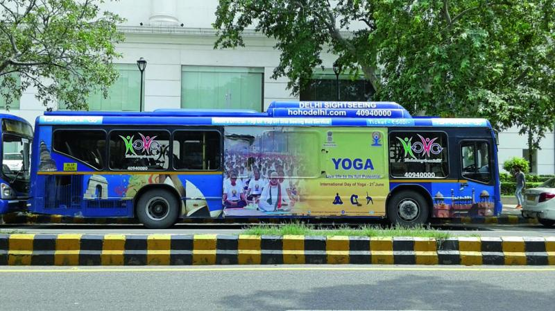The buses are comfortable and luxurious to travel in, but lack security as there are no CCTVs inside the buses to monitor the action of tourists.