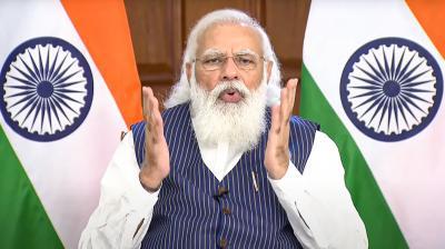 PM Modi chairs UNSC meeting, takes aim at China, raises maritime security