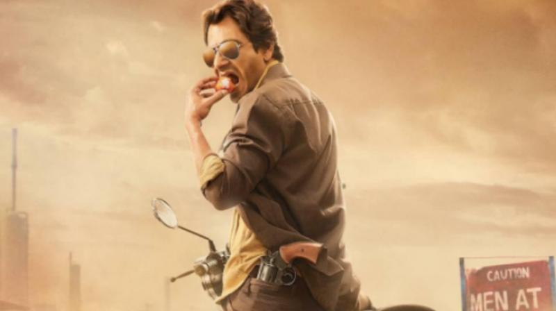 The actor seems to be in his consistently phenomenal form as a hitman, in the first trailer of Kushan Nandy's 'Babumoshai Bandookbaaz'.