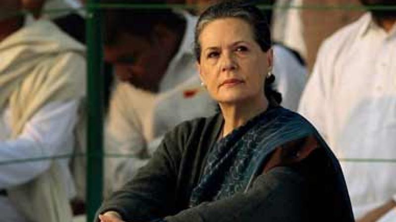Sonia Gandhi (Photo: PTI)