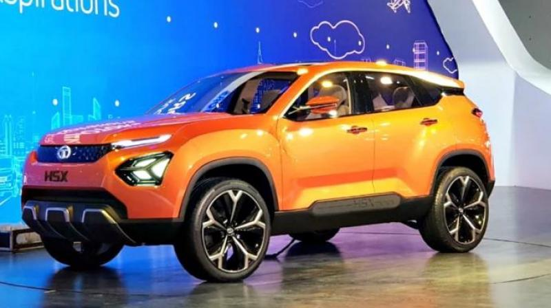 Tata Motors on Wednesday said it will hike prices of its passenger vehicles across models by up to 2.2 per cent from August to offset increased input costs.