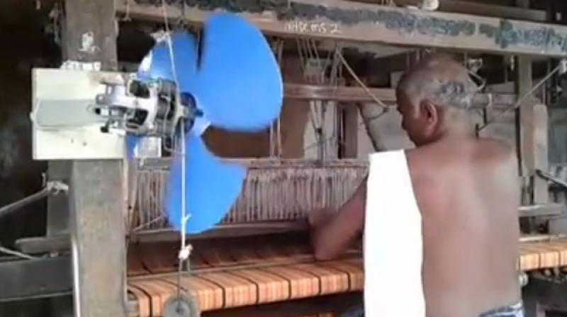 The video has gone viral (Photo: Facebook)