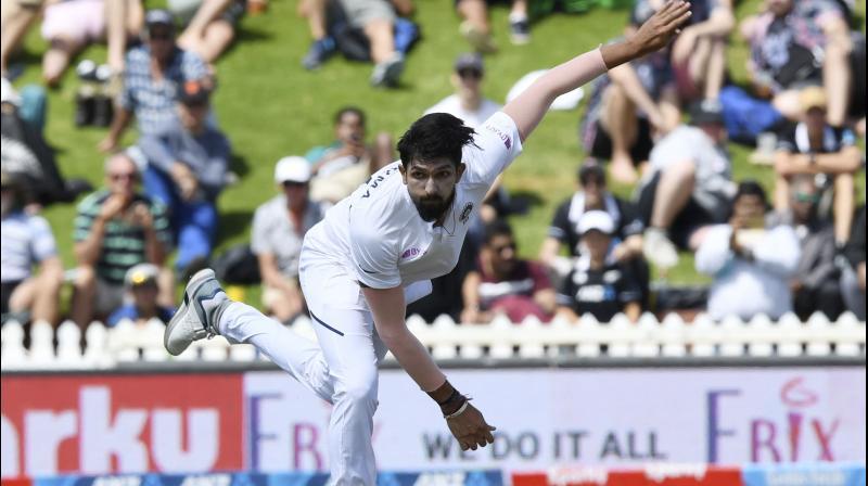 Ishant Sharma. AP Photo