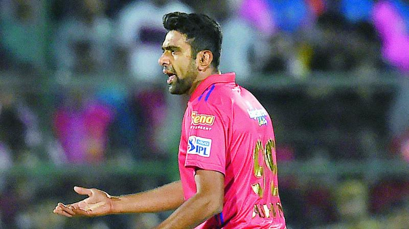 Ashwin backed Mujeeb Ur Rahman, saying the Afghan spinner was an asset who can be used upfront. (Photo: File)