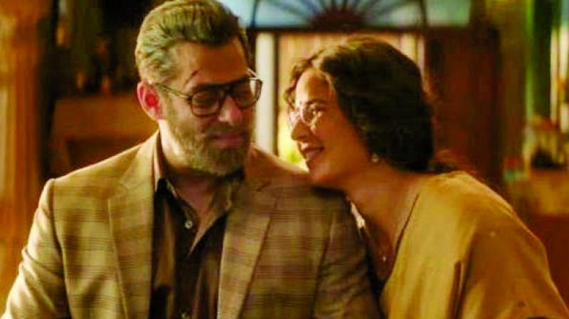 A still from Bharat