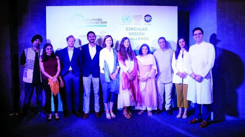 The panel was a mix of experts from different backgrounds, from homegrown establishments like Aasha Impact to global brands like H&M Co:Lab.