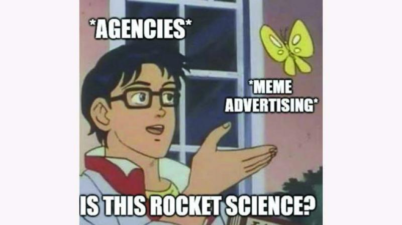 In a world where revealing spoilers is considered sacrilege and attention spans keep shrinking, marketers are now using memes as their new medium of choice.
