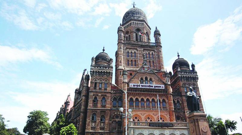 The modification proposed is in the Development Control Regulation of Greater Mumbai and is a risk-based building permission.