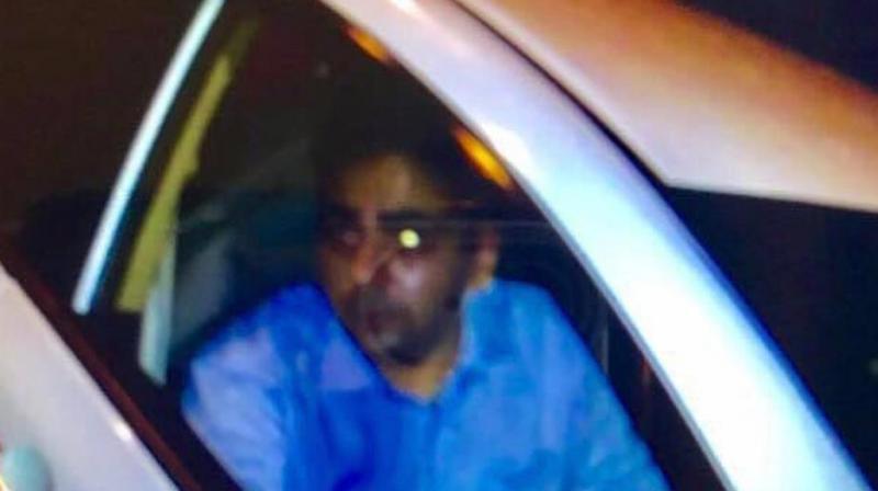 The stalker, 36-yr-old Niteshkumar Sharma from Malad, started following designer Aditi Nagpaul on spotting her car. (Photo: Facebook)