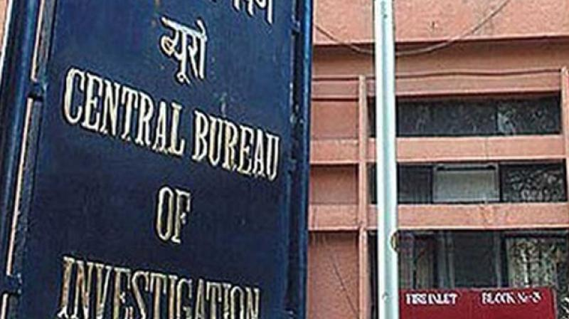 The CBI on Tuesday filed its first chargesheet against two persons in connection with the alleged arson at a private school and a Hindi newspaper office in Rohtak during the Jat quota agitation in February last year. (Photo: PTI)