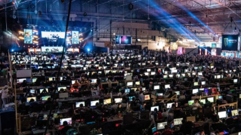 Picture from the last edition of DreamHack