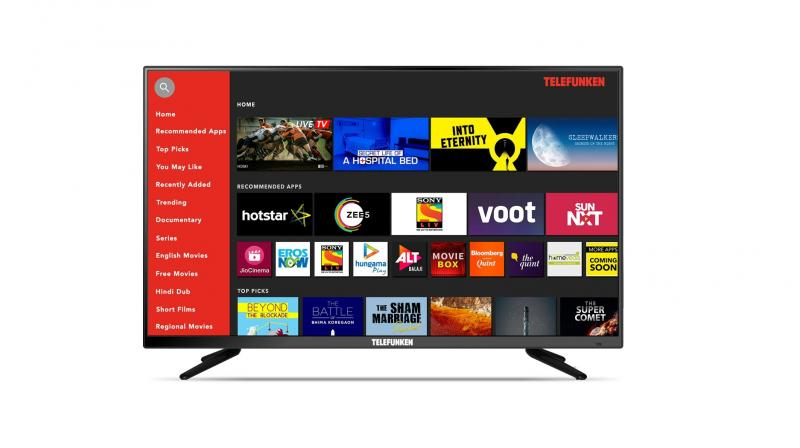 Named FHD Smart TV 'TFK40S' it shall retail at a price of Rs 16,999 on e-commerce website Amazon.