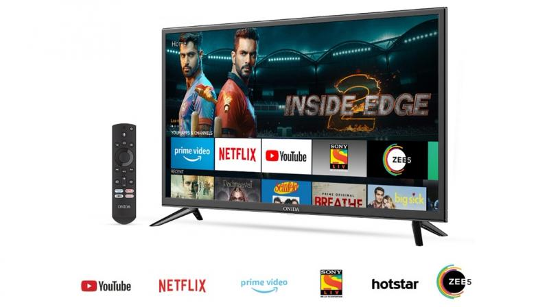 The Onida Fire TV Edition smart TVs will be available for customers at an introductory price of Rs 12,999 for 32-inch model and Rs 21,999 for 43-inch model with attractive cashbacks.
