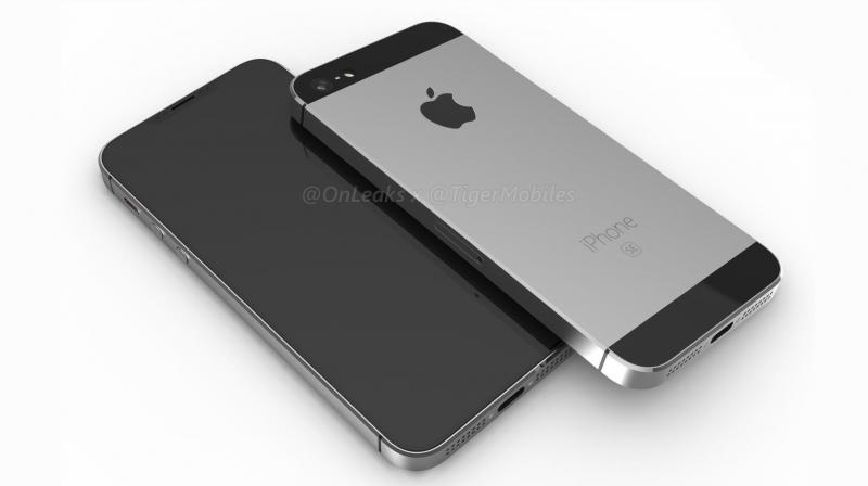 Apple iPhone SE 2 leaks show narrow-bezel display on old iPhone 5 chassis