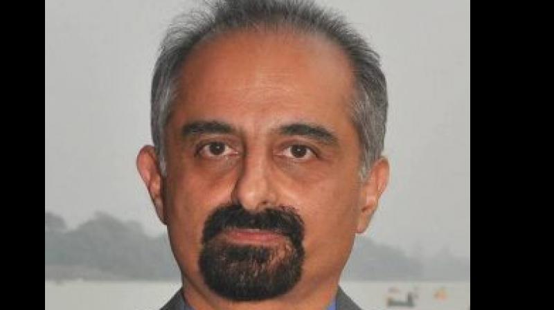 Punjab Chief Secretary Karan Avtar Singh. Image source- punjab.gov.in