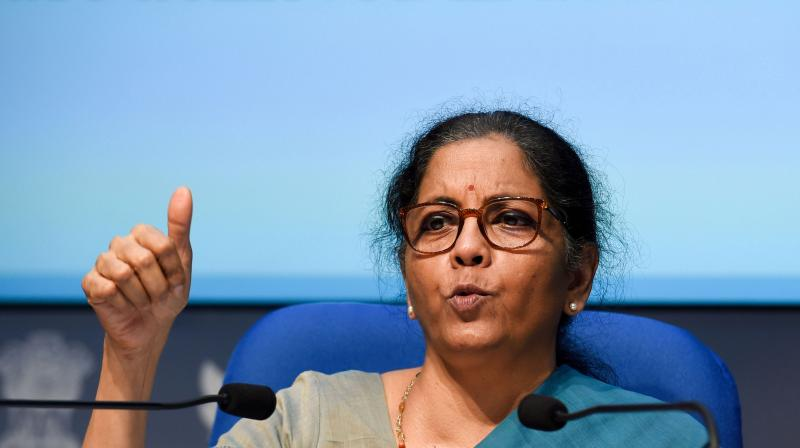 Though Prime Minister Narendra Modi has grandly announced about Rs 20 lakh crores worth stimulus package to support a wavering economy, the analysis of announcements made finance minister Nirmala Sitharaman showed that it was a mere jugglery to hog the limelight. PTI Photo