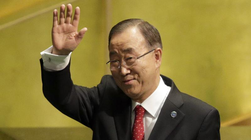 United Nations Secretary-General Ban Ki-moon (Photo: AP)