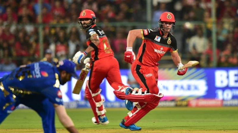 Bangalore will now face Kings XI Punjab on April 13 in Mohali and will aim to halt their losing streak.