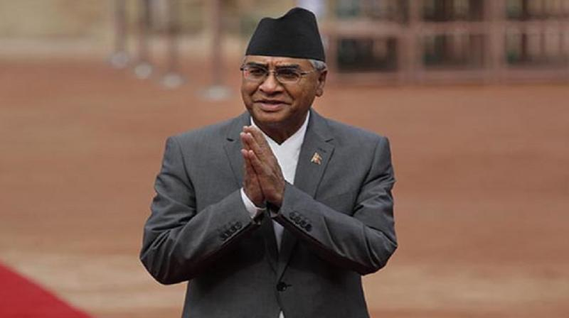 The Supreme Court on Monday overturned Prime Minister Oli's May 21 decision to dissolve the House of Representatives and ordered the appointment of Sher Bahadur Deuba as prime minister. (AP Photo)