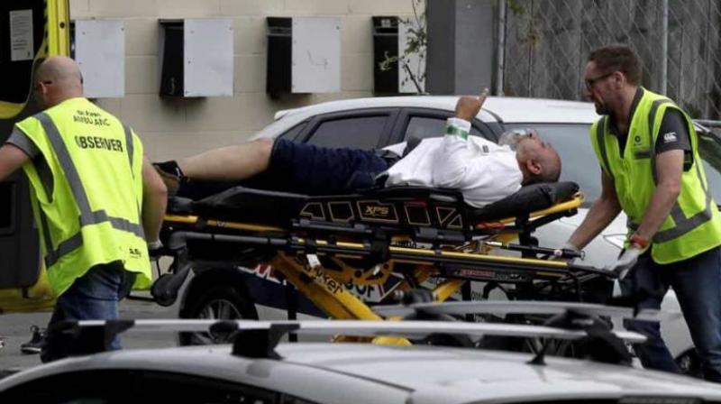 At least 49 were killed and 20 were injured after a gunman opened fire on Friday prayers at a mosque in New Zealand killing many worshippers and forcing the city of Christchurch into lockdown as police launched a massive manhunt. (Photo: AP)